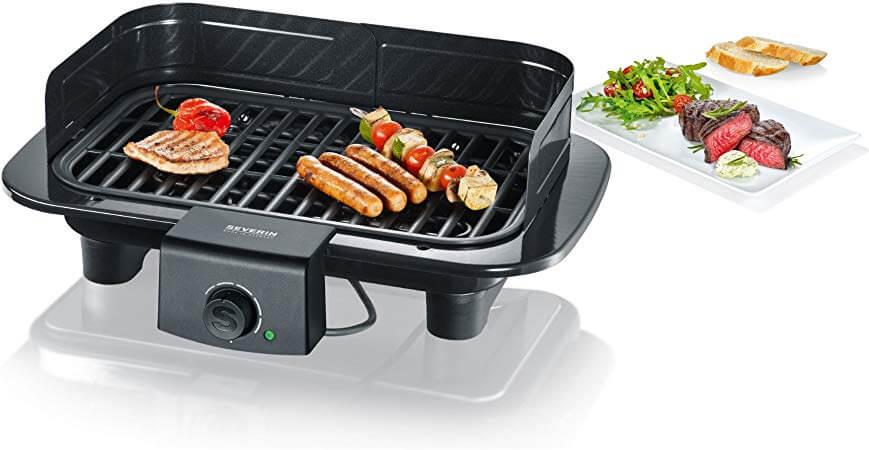 meilleure grill électrique severin